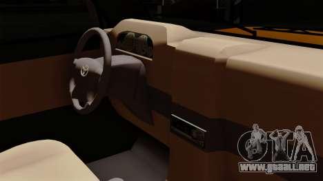 Toyota Kijang Tuned para la visión correcta GTA San Andreas
