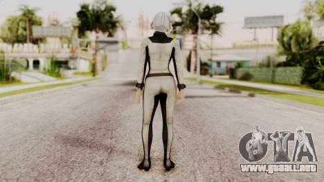 DOA 5 Christie Assasin para GTA San Andreas tercera pantalla