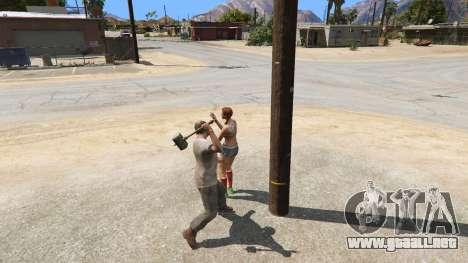 GTA 5 Martillo de Shao Kahn de Mortal Kombat séptima captura de pantalla