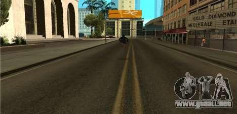 60 Animations v2.0 para GTA San Andreas tercera pantalla