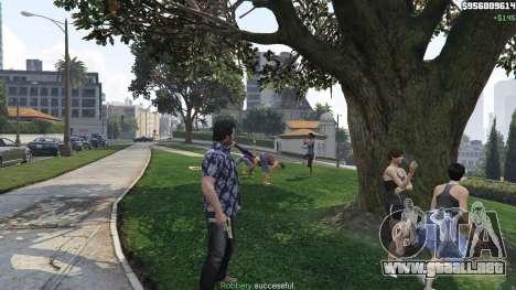 GTA 5 Rob & Sell Drugs 1.1 sexta captura de pantalla
