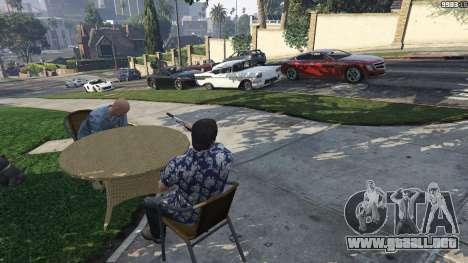 La ruleta rusa para GTA 5