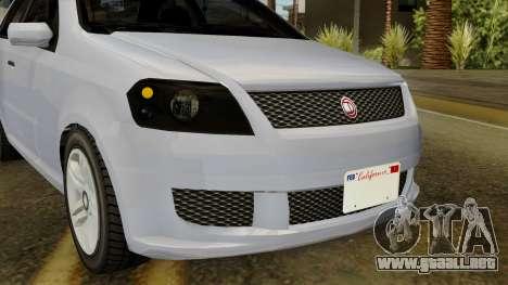 GTA 5 Asea DeClasse v2 IVF para visión interna GTA San Andreas