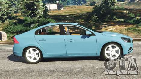 Volvo S60 [Beta] para GTA 5