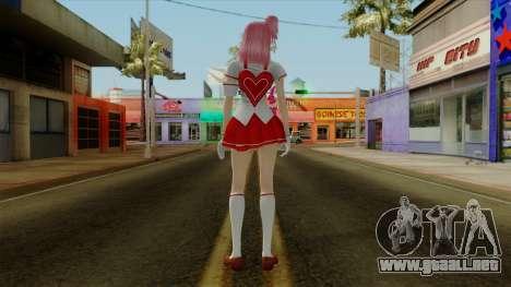 Gun Slinger Reloaded - Kyoka Katagiri para GTA San Andreas tercera pantalla