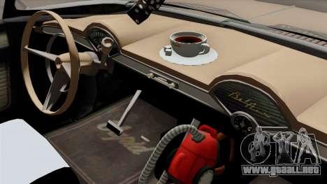 Vapid Peyote Bel-Air para la visión correcta GTA San Andreas