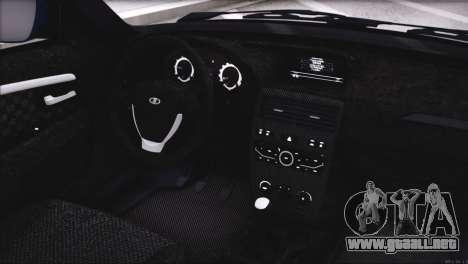 VAZ 2112 artículos de Calidad para el motor de GTA San Andreas