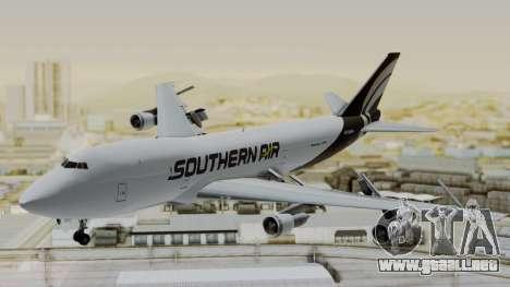 Boeing 747 Southern Air para GTA San Andreas