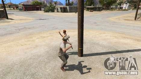 GTA 5 Martillo de Shao Kahn de Mortal Kombat sexta captura de pantalla