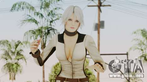DOA 5 Christie Assasin para GTA San Andreas