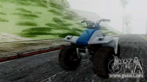 Updated Quad para GTA San Andreas