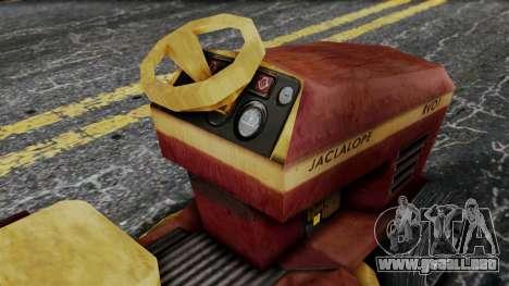 Mower from Bully para la visión correcta GTA San Andreas