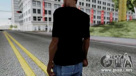 Shirt from Jeff Hardy v2 para GTA San Andreas segunda pantalla