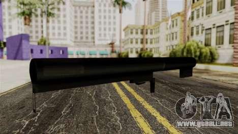 Light-AntiTank-Weapon from Delta Force para GTA San Andreas segunda pantalla