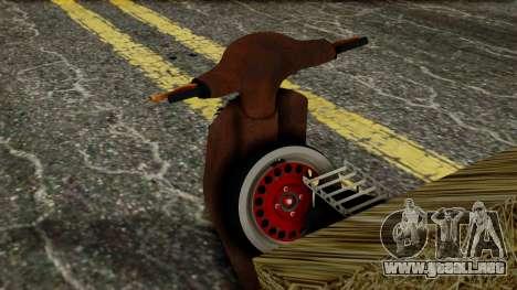 Zip SP Rat Style para la visión correcta GTA San Andreas