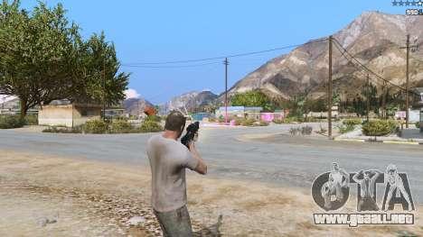GTA 5 Laser Rocket Mod V5 tercera captura de pantalla