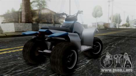 Updated Quad para GTA San Andreas left