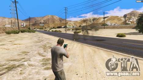 Aumento de los efectos de éxitos para GTA 5