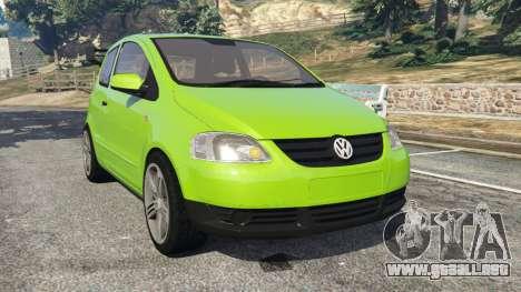 Volkswagen Fox para GTA 5