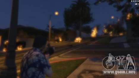 GTA 5 4K Fire Overhaul 2.0 sexta captura de pantalla