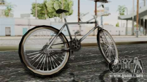 Racer from Bully para GTA San Andreas left