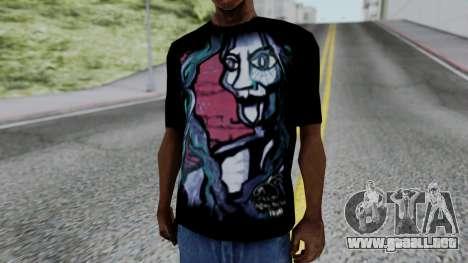 Shirt from Jeff Hardy v2 para GTA San Andreas