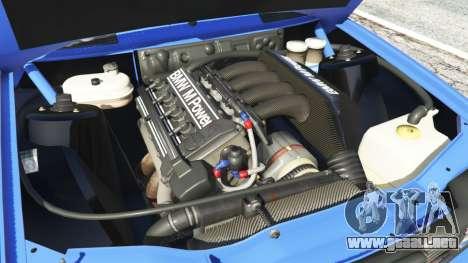 BMW M3 (E30) 1991 para GTA 5