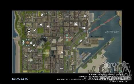 HD tarjeta para Diamondrp para GTA San Andreas