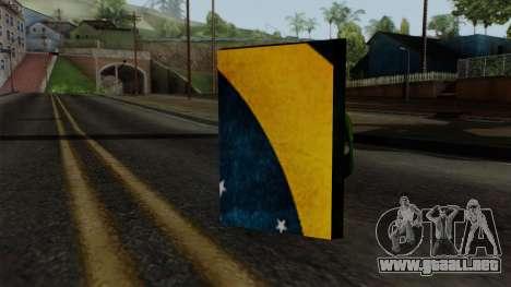 Brasileiro Satchel v2 para GTA San Andreas segunda pantalla