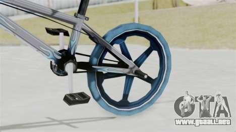 Custom Bike from Bully para la visión correcta GTA San Andreas