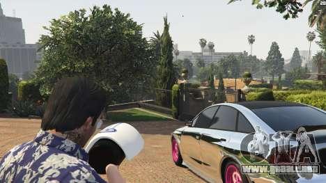 GTA 5 Lazer Team Cannon tercera captura de pantalla