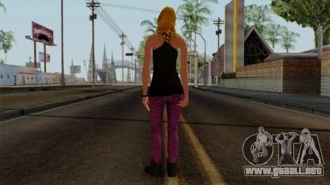 Buffy Vampire Slayer para GTA San Andreas tercera pantalla