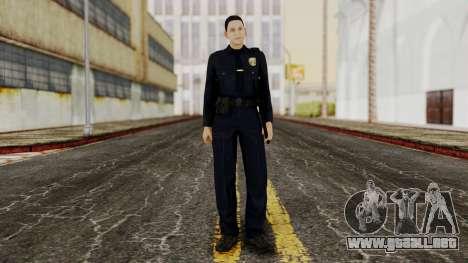 GTA 5 Cop para GTA San Andreas segunda pantalla