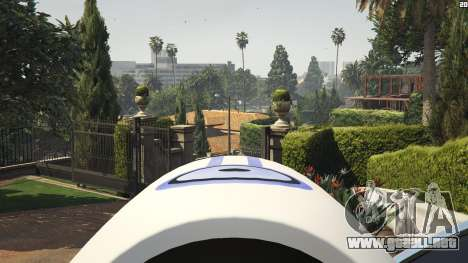 Lazer Team Cannon para GTA 5