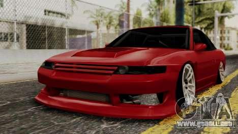 Nissan Silvia Odyvia para GTA San Andreas