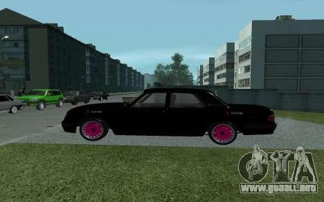 GAS de 31105 Volga para GTA San Andreas left