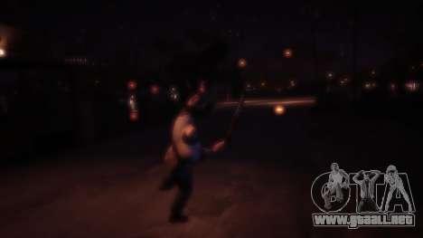 GTA 5 Laser Rocket Mod V5 segunda captura de pantalla