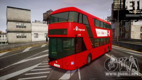 Wrightbus New Routemaster Stagecoach para GTA 4