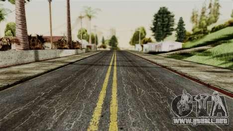 BlackRoads v1 LS Kenblock para GTA San Andreas segunda pantalla