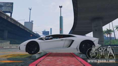GTA 5 Realistic suspension for all cars  v1.6 cuarto captura de pantalla