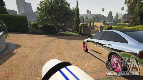 GTA 5 Lazer Team Cannon cuarto captura de pantalla