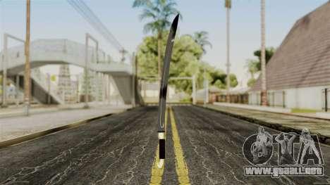 El comprobador de para GTA San Andreas segunda pantalla