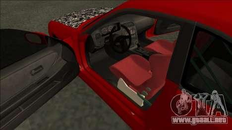 Nissan Skyline R33 Fairlady para la visión correcta GTA San Andreas