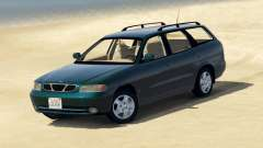 Daewoo Nubira I Wagon NOSOTROS 1999 - versión FINAL para GTA 5