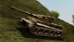Panzerkampfwagen VI Ausf. E Tiger