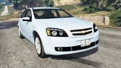 Chevrolet Caprice LS 2014