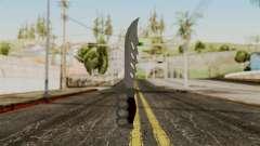 El cuchillo para GTA San Andreas