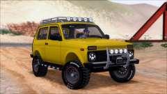 VAZ 2121 Niva Offroad para GTA San Andreas