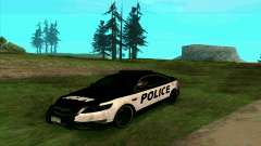 Federal Police Ford Taurus HSO