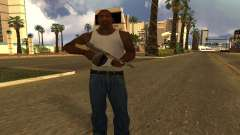 GTA 5 Gusenberg Sweeper para GTA San Andreas